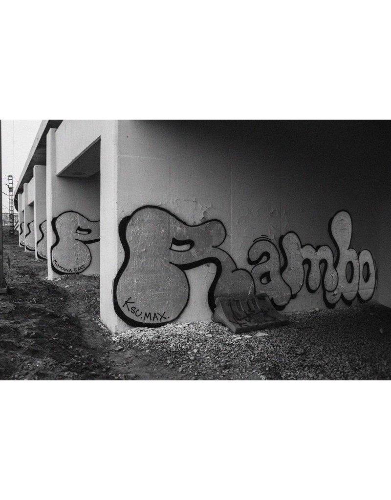 Montana BLACK Artist Edition Rambo