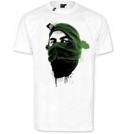 Hektik HEKTIK vs. Ed Night T-Shirt weiß