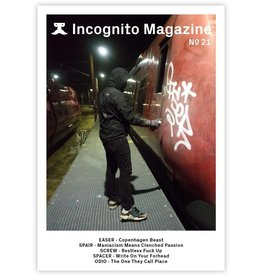 Incognito #21 Graffiti Magazin