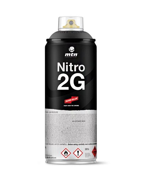 MTN Colors NITRO 2G 400ml Sprühdose
