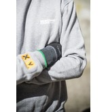 Montana Sweatshirt Typo+Logo Black