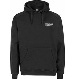 Montana Hoody - Black / White