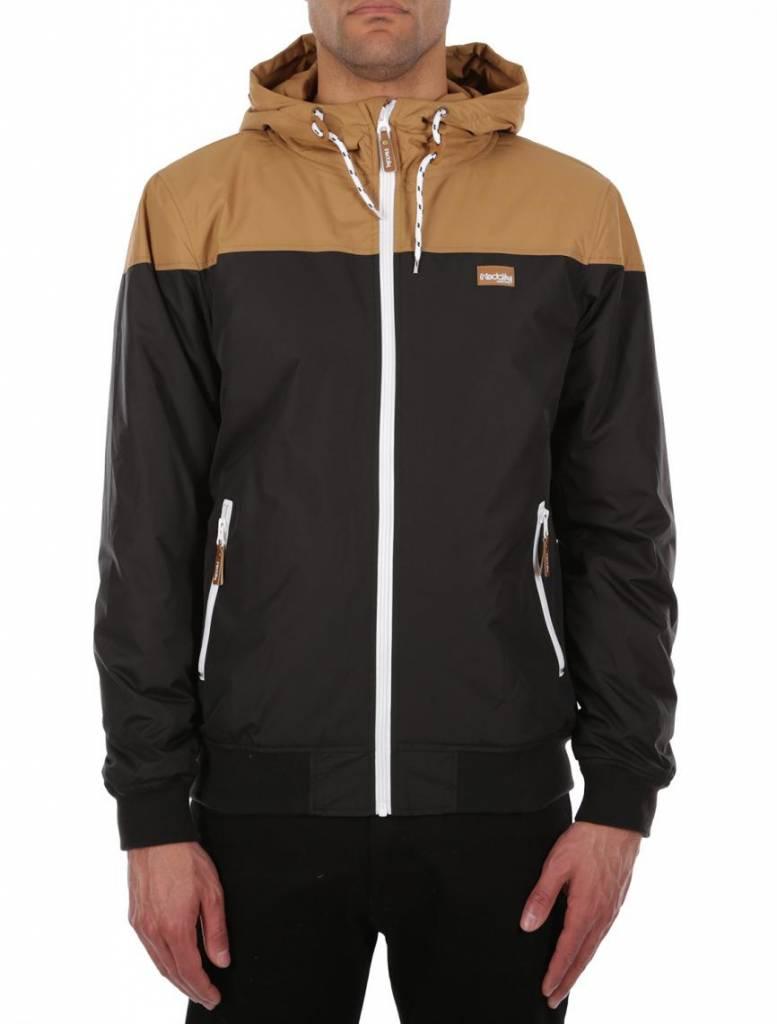 Iriedaily INSULANER Jacket - cara black