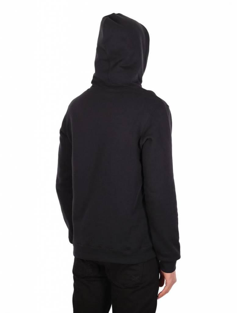 Iriedaily TAGG Hooded - cara black