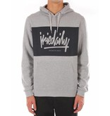 Iriedaily TAGG Hooded - grey-mel.
