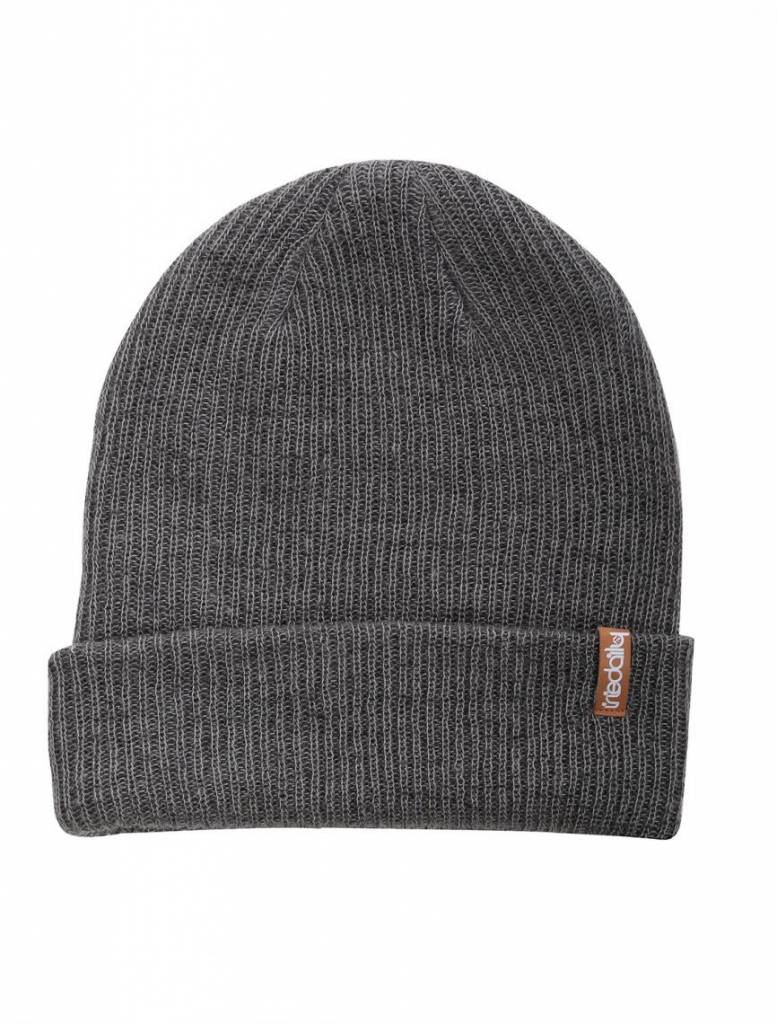 Iriedaily SMURPHER LIGHT BEANIE - grey-mel.