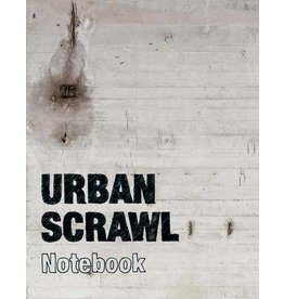 Urban Scrawl Notebook Buch