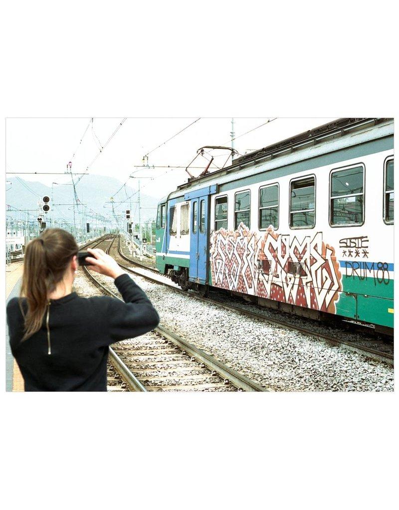 Artistz No. 8 Berlin Graffiti Magazin