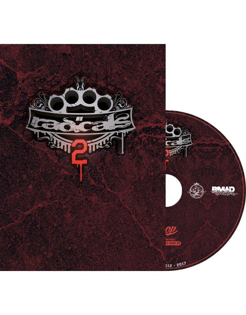 Radicals #2 DVD Graffiti DVD