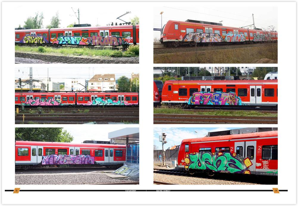 Sprühsport #3 Graffiti Magazin