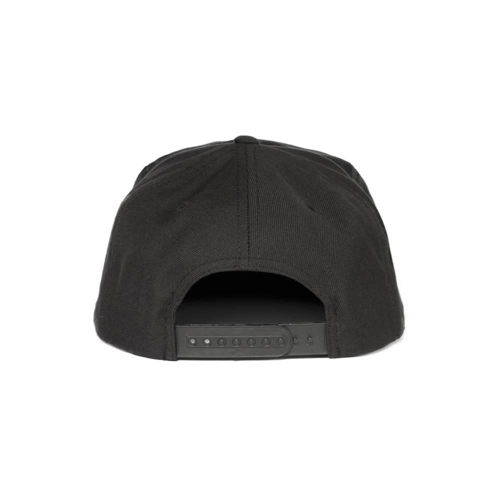 639ER SNAPBACK CAP black