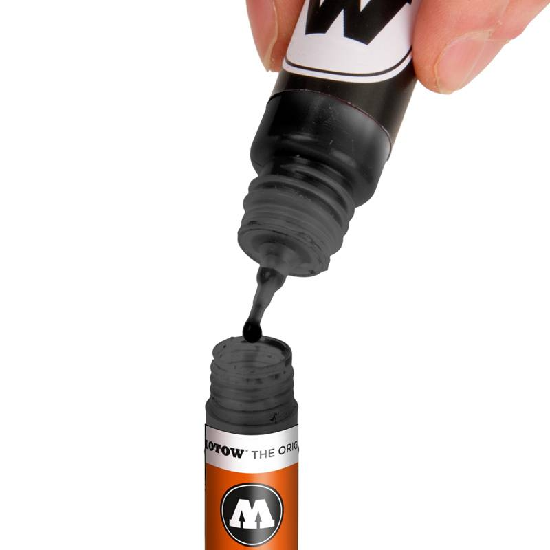 Molotow ONE4ALL Acrylic Twin 1,5/4mm Basic-Set 1