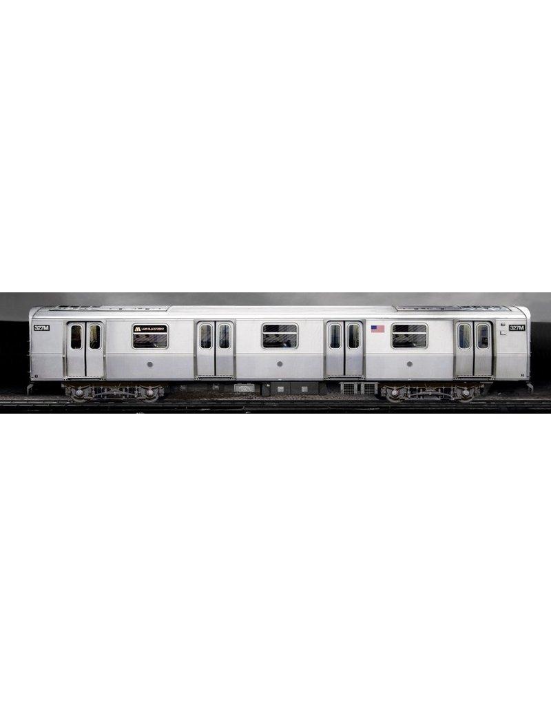 "Molotow Relief ""N.Y.C."" Train groß 65 x 15 cm"