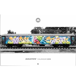 Molotow Train Kalender 2018