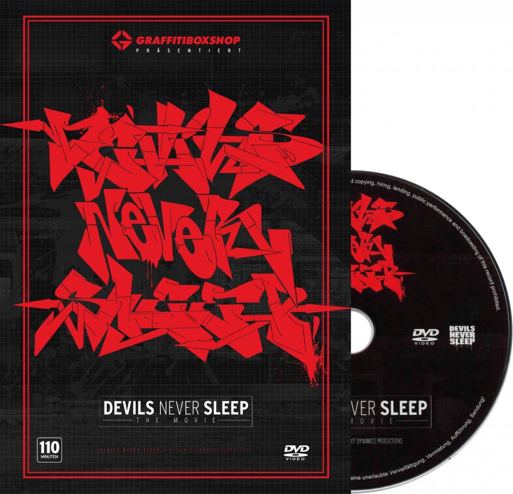 Devils never sleep DVD