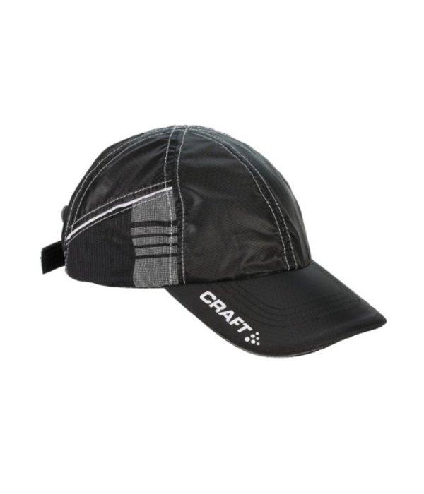 Craft Cap Elite Run Zwart