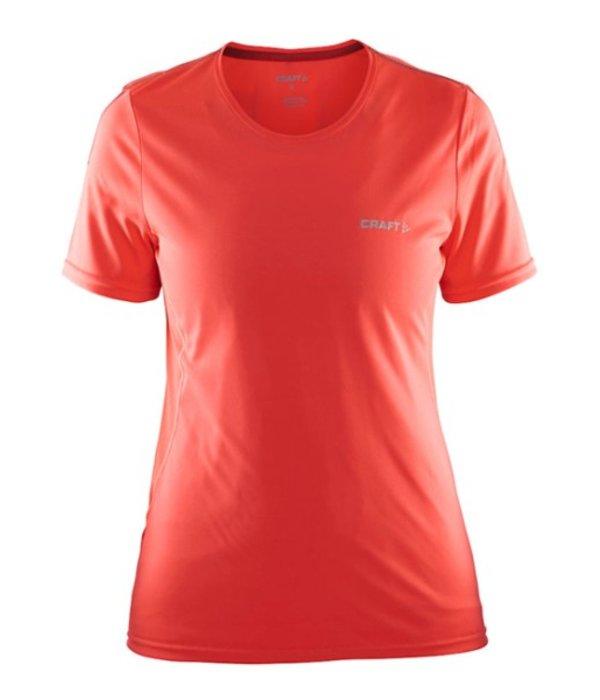 Craft Shirt Mind Oranje