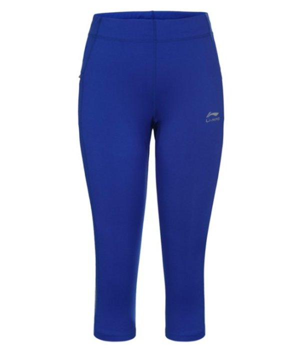 Li-Ning Tight Shirley Blauw