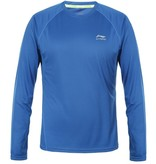 Li-ning Shirt Scott Blauw