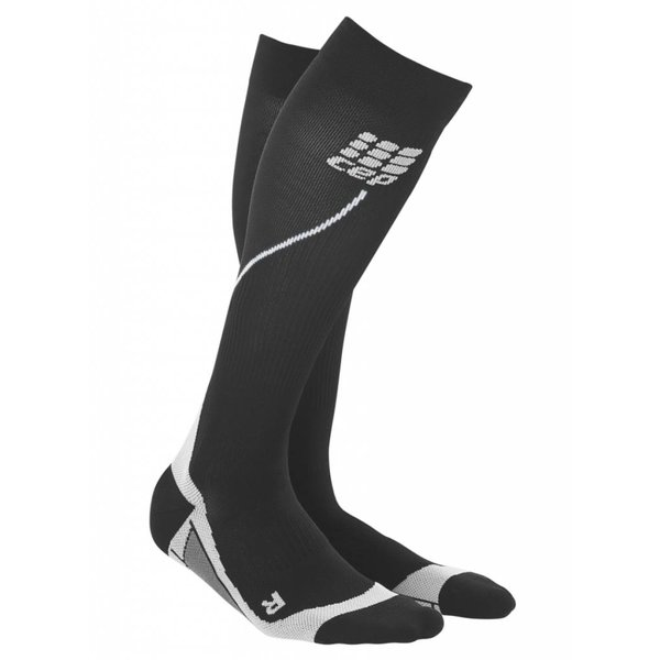 Run Socks 2.0 Heren Zwart