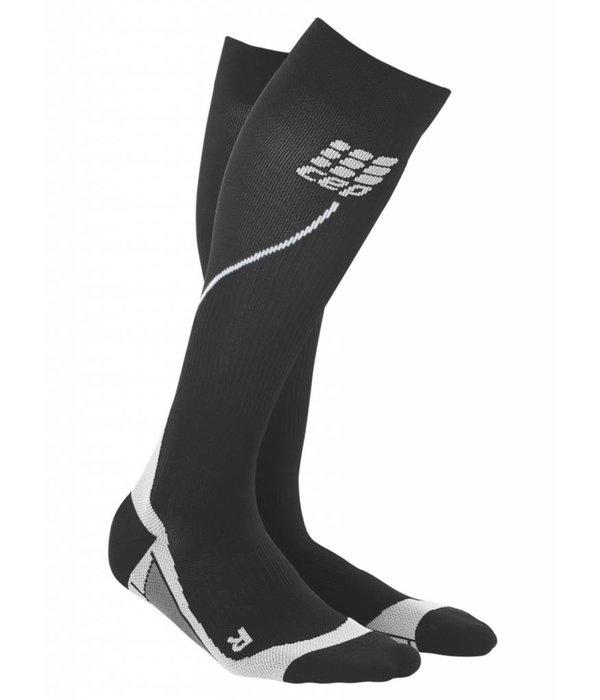 Cep Run Socks 2.0 Compressiekous Dames Zwart