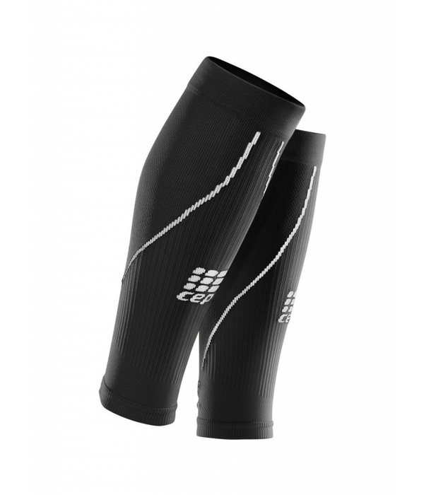 Cep Calf Sleeves 2.0 Compressietube Dames Zwart