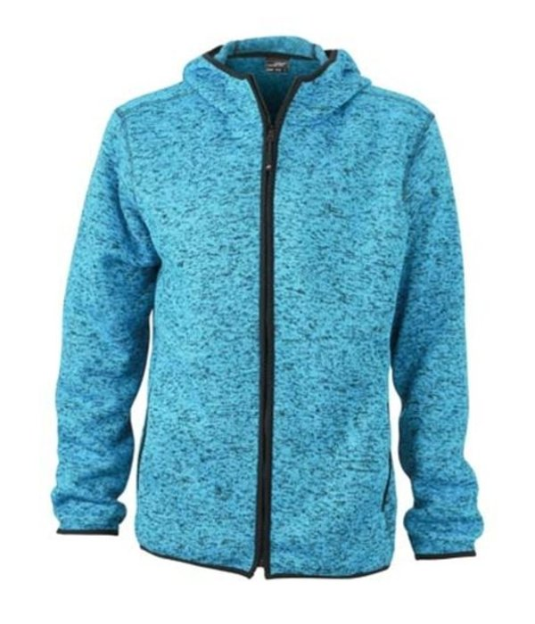 James and Nicholson Vest Knitted Fleece Dames