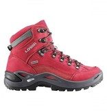 Lowa Renegade GTX Mid Dames Rood