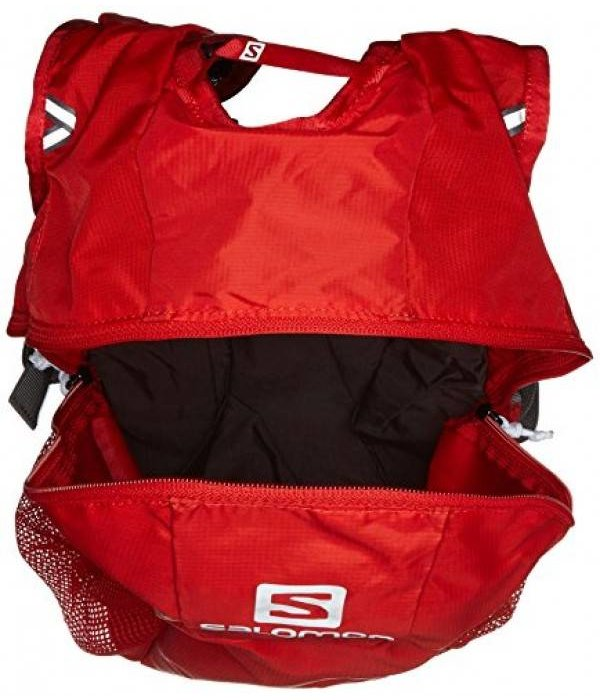 Salomon Bag Trail 10 rood/wit