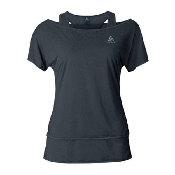 shirt k.m. 2in1 Hologram Dames