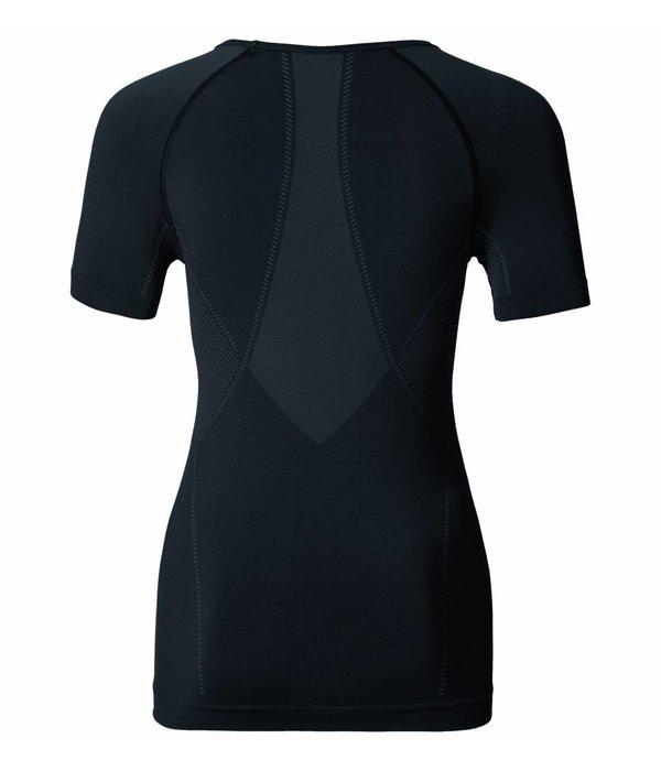 Odlo Shirt Evolution Light Dames Zwart