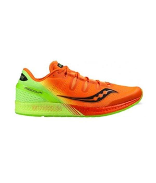 Saucony Freedom Heren Oranje/Geel