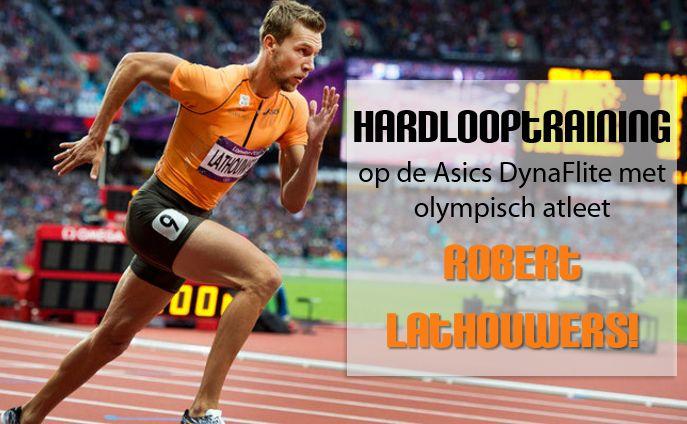 Gratis hardlooptraining van Robert Lathouwers!