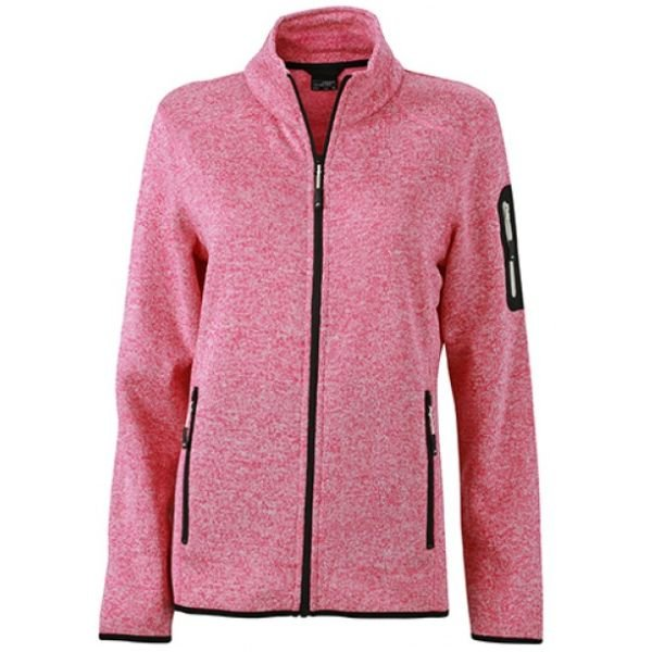Vest Knitted Fleece Jack Dames