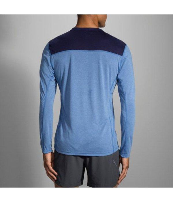 Brooks Running Shirt Distance Heren
