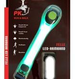 Hardlooplampje + PK Veiligheidsvest