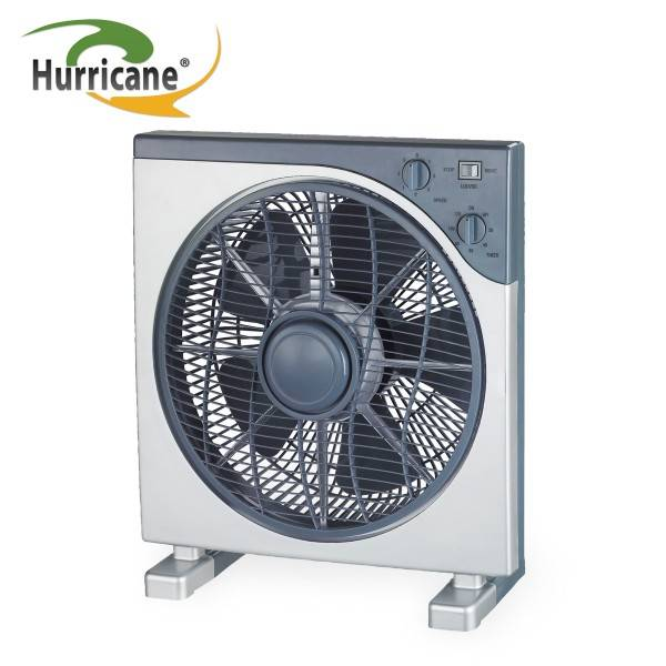 """Ventilador Hurricane caja 30 cm (12 """")"""