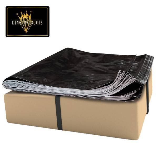 Bolsa Negra de Aluminio Termosellable (Varios)