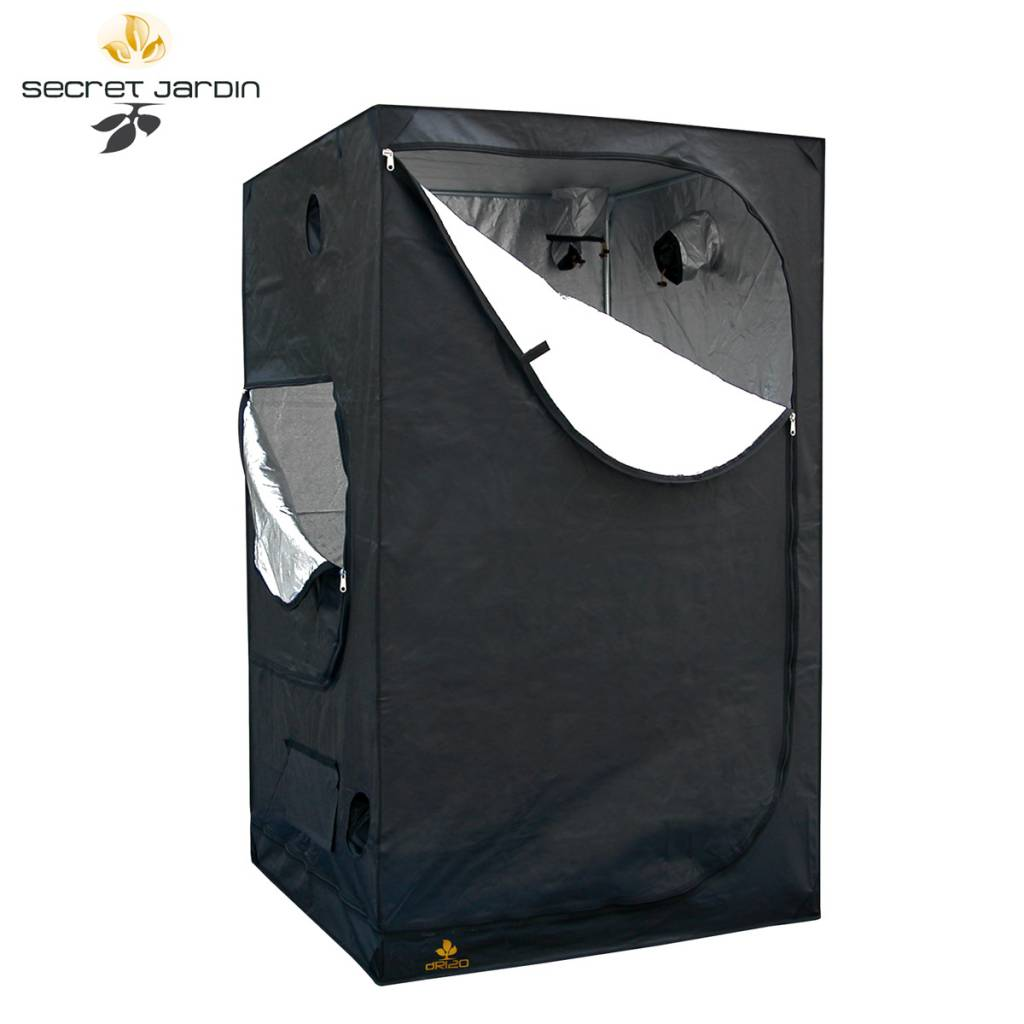 Grow tent - Dark Room 120 x 120 x 200