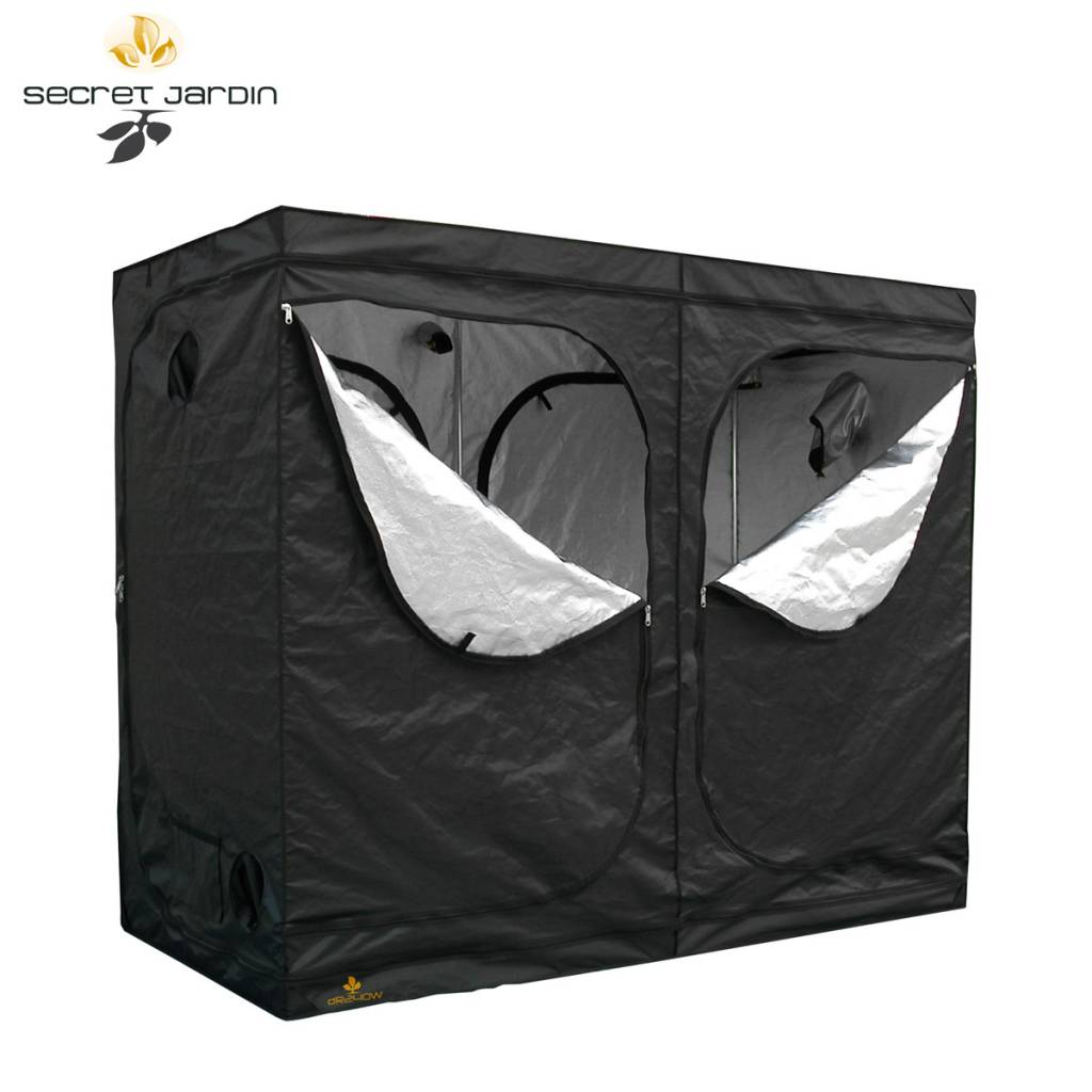 Grow tent - Dark Room 240 x 240 x 200