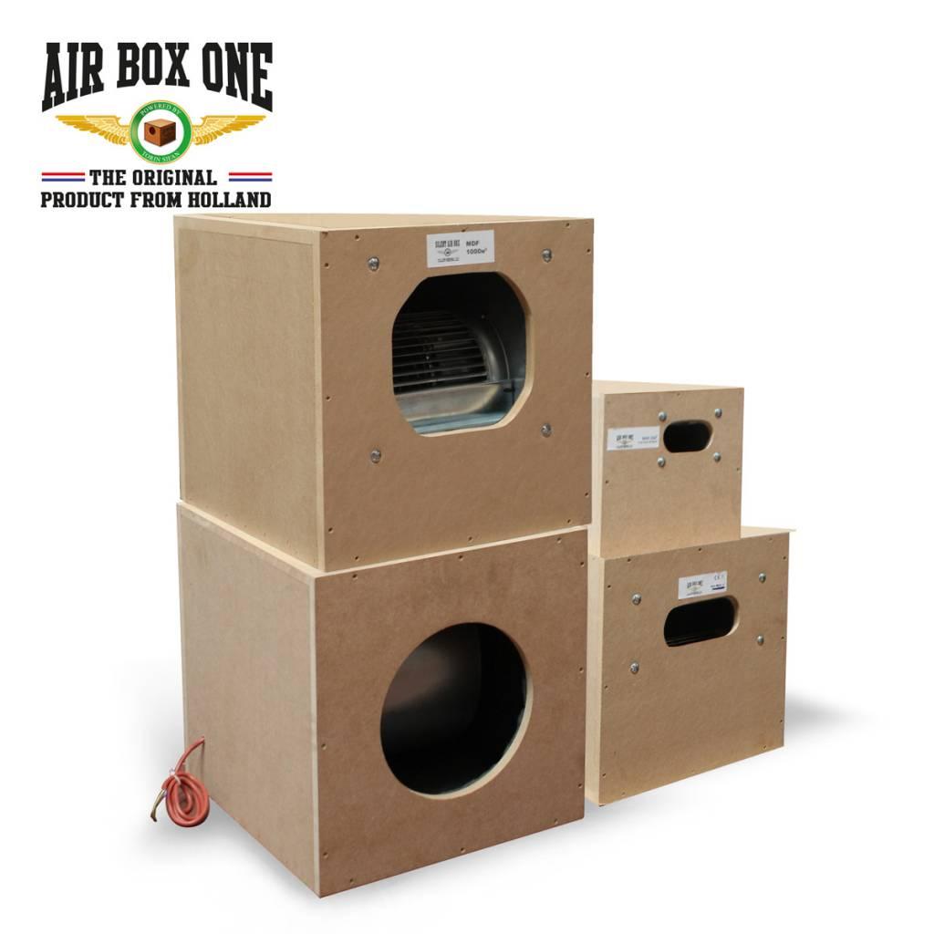 Caja, Torin MDF-box 500 m³ - 40 x 40 x 40 cm