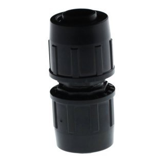 Easy PE Coupling 25 x 25 mm, bolted