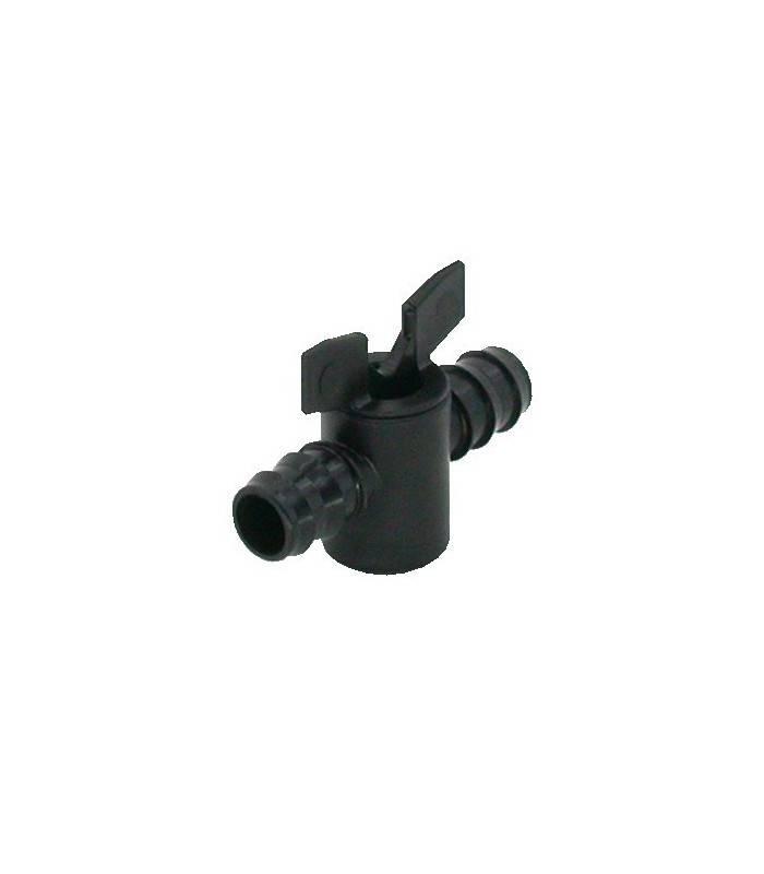 25 mm Válvula de ala PE