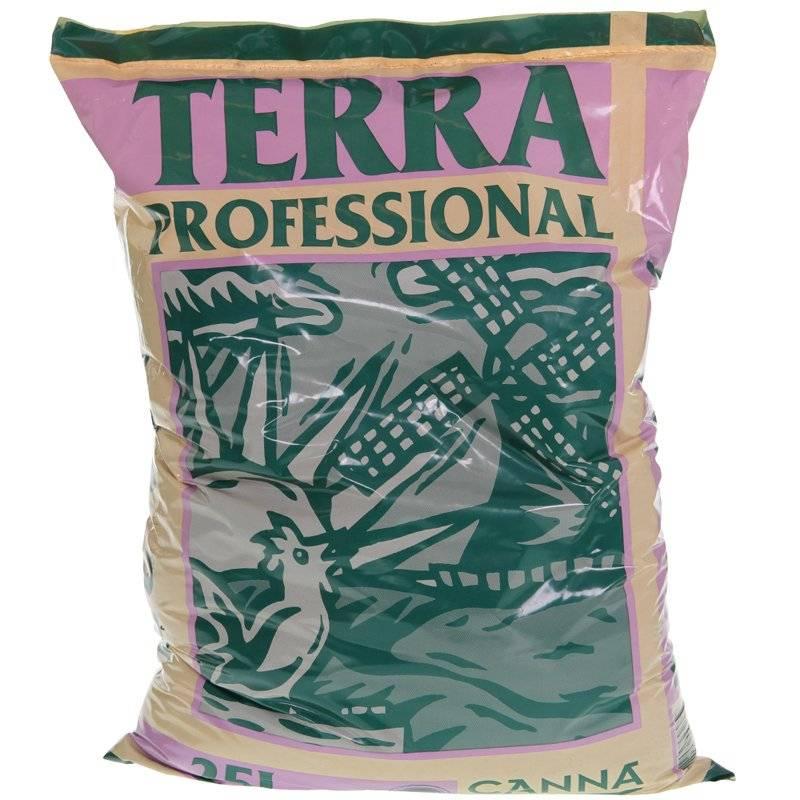 CANNA Terra Professional (Varios)