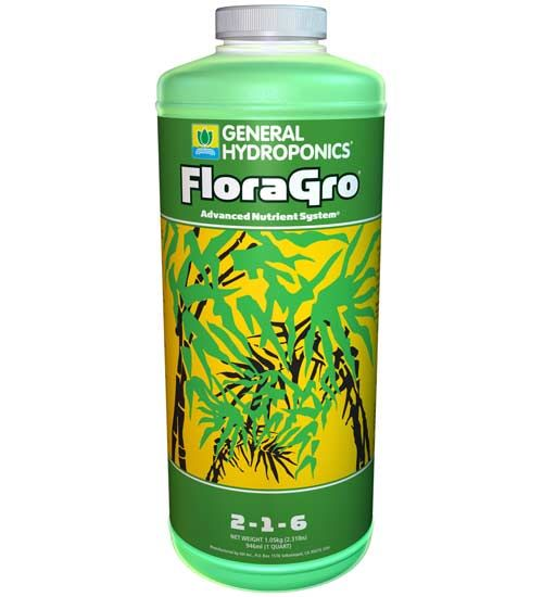 GHE FloraGro (Various)