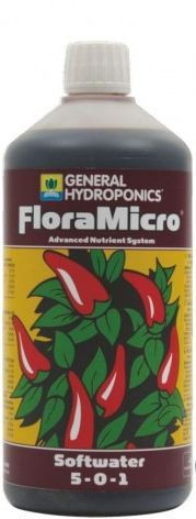 GHE Flora Micro (Soft Water) (Various)