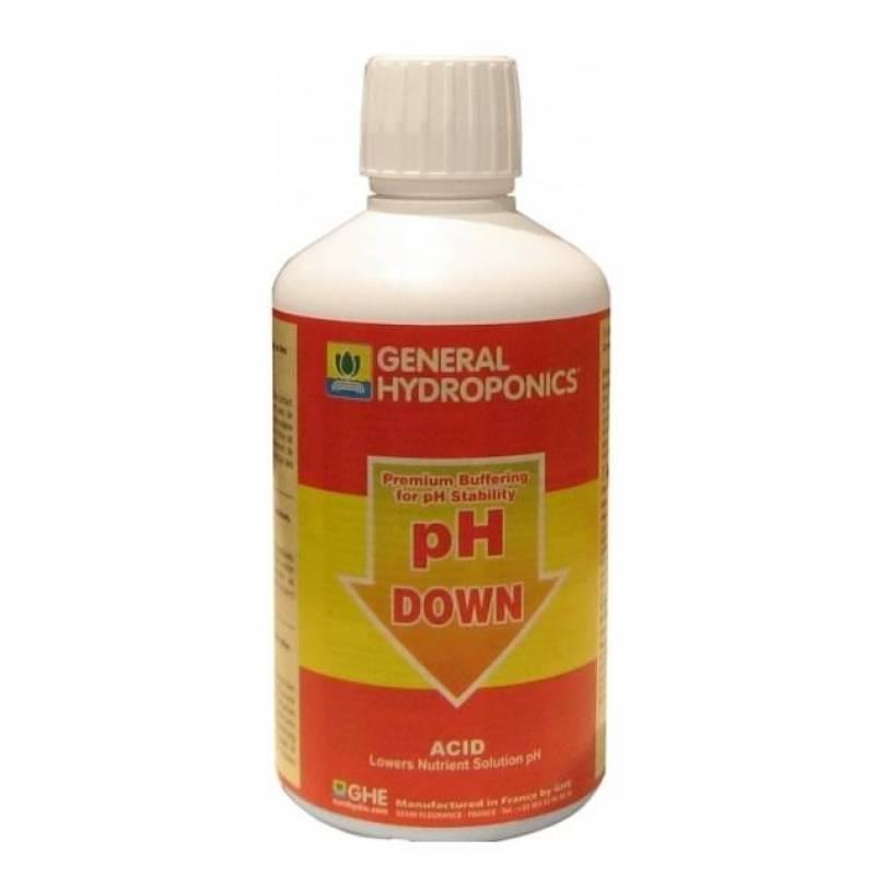 GHE pH Down (Various)