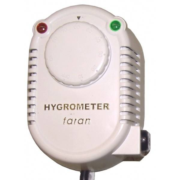 Hygrometer Analogue (Humidistat)