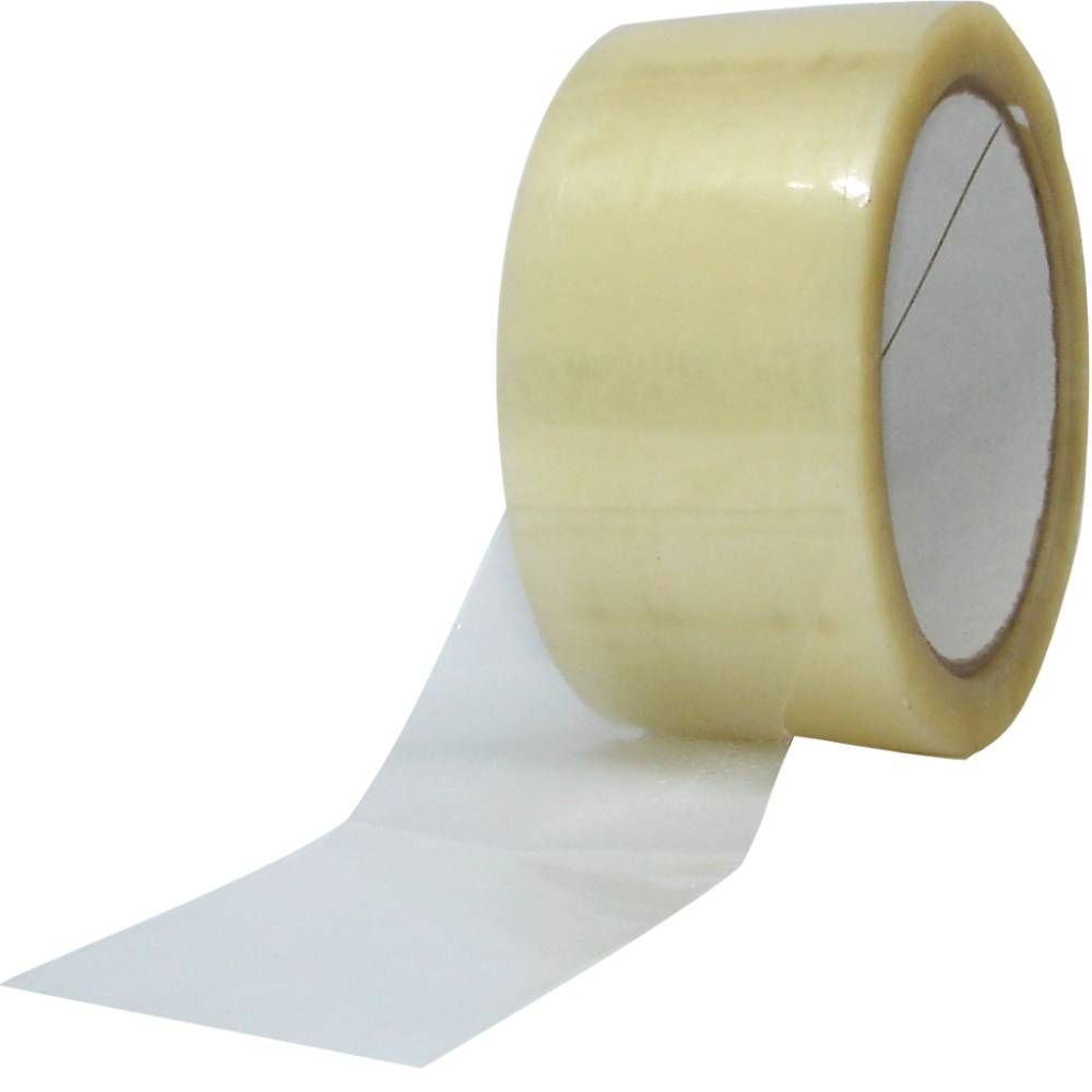 Packing Tape Transparant 50 x 55 mm