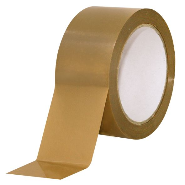 Packing Tape Brown 50 x 66 mm